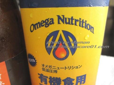 オメガニュートリション社 亜麻仁油