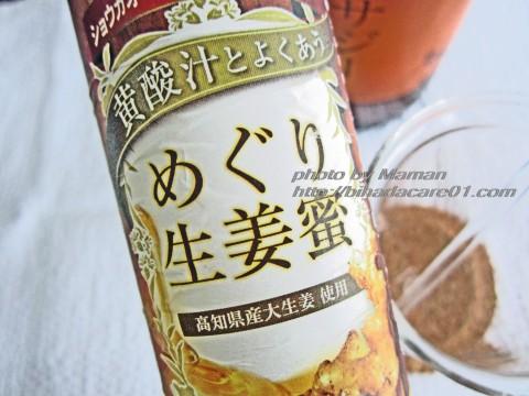 サジー めぐり生姜蜜