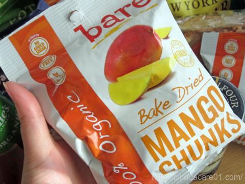 iherb barefruits マンゴーチャンク