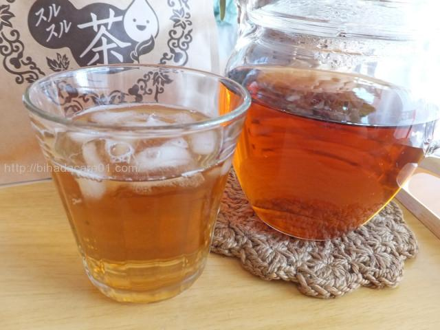 スルスル茶