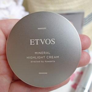 etvos 河北コラボ ミネラルハイライトクリーム